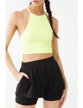 Active Combo Jersey Shorts by Forever 21