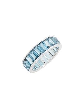 Blue Topaz Eternity Band Color Ring Nordstrom Exclusive) by Bony Levy