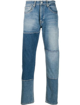 Patchwork Jeans by Ck Calvin Klein