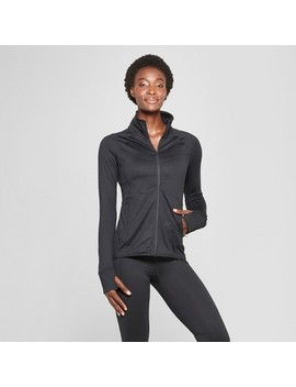 Women's Knit Full Zip Track Jacket   C9 Champion® by C9 Champion
