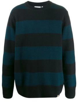 Alvin Striped Jumper by Carhartt Wip