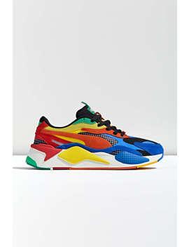Puma X Rubik's Rs X Sneaker by Puma