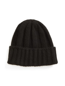 Rib Cashmere Watch Cap by Beams Plus