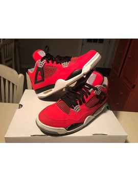 Air Jordan 4 Retro Toro Bravo by Jordan Brand  ×