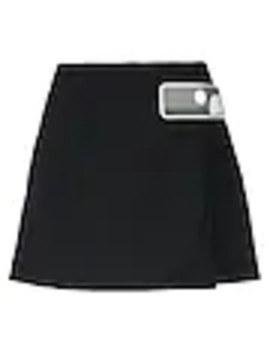 Mini Skirt by Prada
