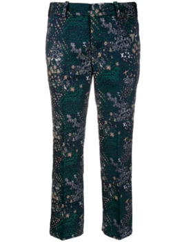 Cropped Tailored Trousers by Zadig&Voltaire