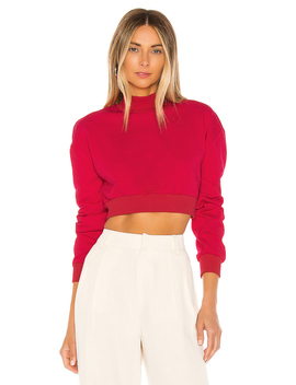 Meghan Crop Sweatshirt by Superdown