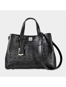 Signature Tote by Mcm