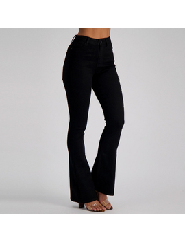 Frankie Flare Jeans by Used