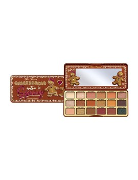 Gingerbread Extra Spicy   Limited Edition Oogschaduw Palette by Too Faced