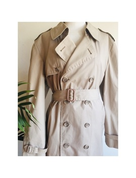 Vintage London Fog Trench Coat by London Fog