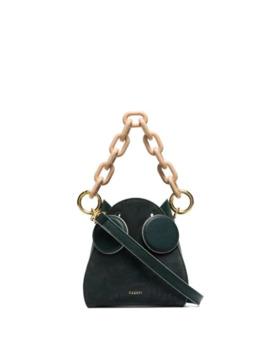 Pepper Chunky Chain Bag by Yuzefi