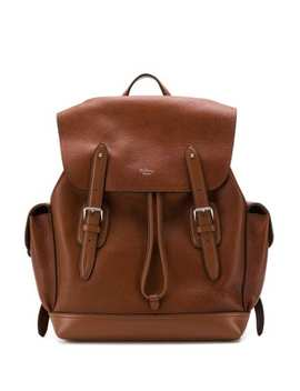 Heritage Textured Backpack by Mulberry