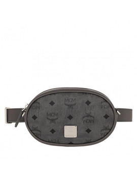 Belt Bag Small Phantom Grey by Mcm