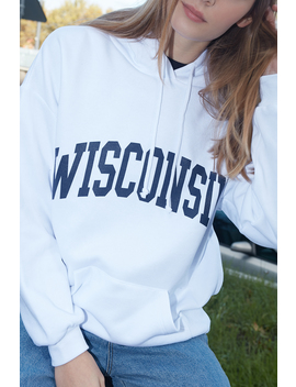 Sweat Capuche Wisconsin by Subdued