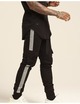 Saint Morta Deception Cargo Pant Black/3 M by Saint Morta