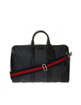'gg Supreme' Canvas Holdall by Gucci