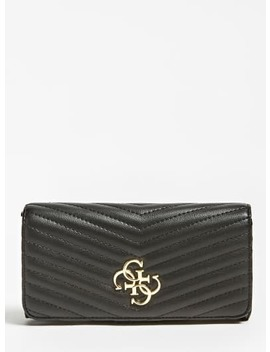 Corinee 4 G Logo Wallet by Guess