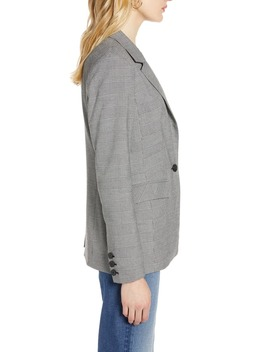 Check Blazer by Halogen®