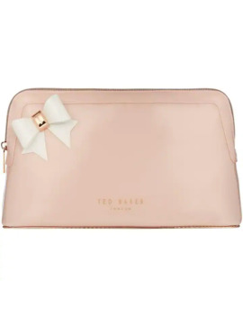 Alley Large Bowcos Makeup Bag by Ted Baker