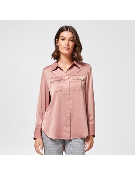 Preview Utility Shirt   Ash Rose by Target