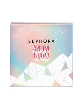 Snow Glow Face Palette by Sephora Collection