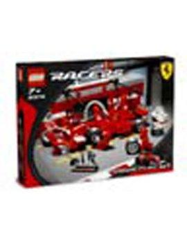 Lego: Ferrari F1 Pit Set by Lego