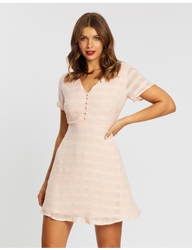 Jacquard Check Dress by All About Eve