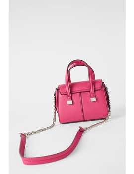 Mini Tote Bag by Zara