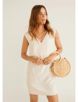 Vestido Hebilla Carey by Mango