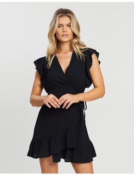 Belinda Wrap Dress by Atmos&Here