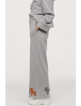 Pantalon Avec Impression by H&M