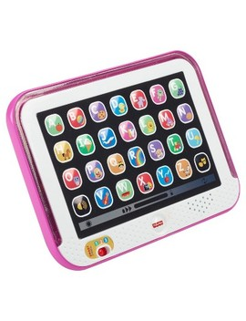 Fisher Price Laugh & Learn Smart Stages Tablet   Pink by Laugh & Learn