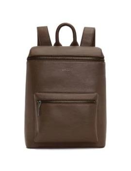 Dwell Pvc Backpack by Matt & Nat