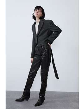 Jeans Slim Full Length by Zara