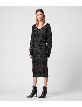 Roxanne Dress by Allsaints