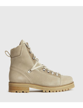 Franka Shearling Boot by Allsaints