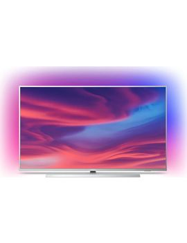 """Ambilight 55 Pus7334/12 55\"""" Smart 4 K Ultra Hd Hdr Led Tv With Google Assistant by Currys"""