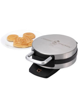 Disney® Classic Mickey Mouse Waffle Maker by Disney