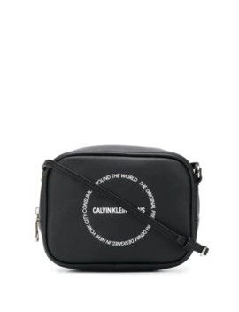 Logo Print Crossbody Bag by Calvin Klein Jeans