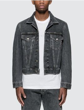 Denim Trucker Jacket by Helmut Lang