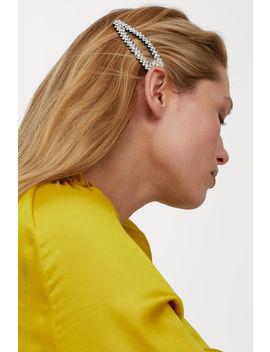 2 заколки для волос by H&M
