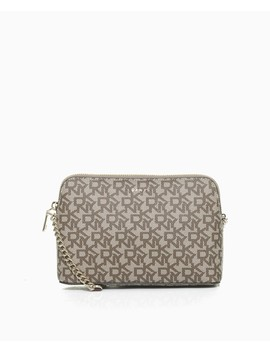 Bryant Park Logo Dome Crossbody by Dkny