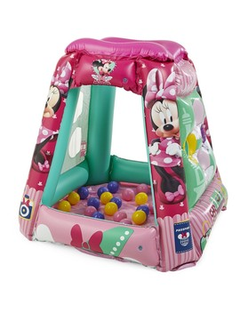 Minnie Mouse Jet Setter Playland Ball Pit With 20 Balls by Disney