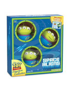 Disney Pixar Toy Story: Signature Collection   Space Alien 3 Pack by Target