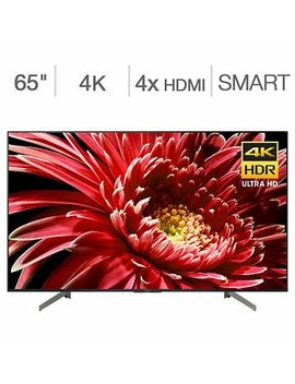 "Sony 65"" Class   X850 G Series   4 K Uhd Led Lcd Tv by Sony"