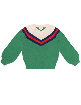 Wool Sweater by Gucci Kids