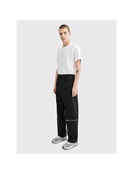 Jil Sander Tristen Zip Pants Black by Très Bien