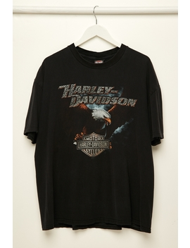 Harley Collector Tee Vintage Black by The People Vs