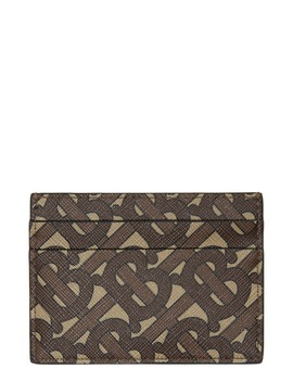 Tb Monogram Card Case by Burberry